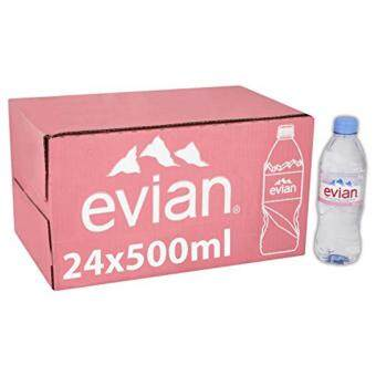 Harga Evian Mineral Water Prestige Multipack (1 carton) 4 x 6 x 500ml - France