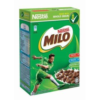Harga NESTLE MILO Breakfast Cereal Medium 170g
