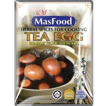 Harga MasFood Herbal Spices For Cooking Tea Egg 38g
