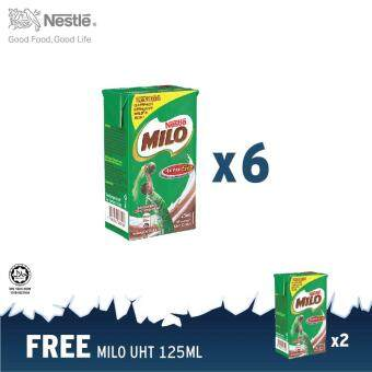 MILO UHT 125ml Buy6 FOC 2 @ RM6.84