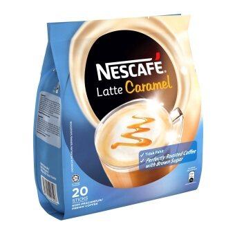 NESCAFE Latte Caramel 20 x 25g - 5