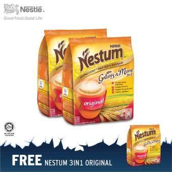 Nestum 3in1 Original 15X28G, Buy 2 FREE 1 @ RM23