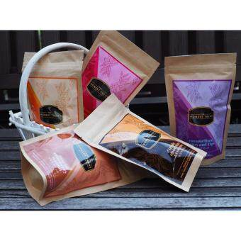 The Honest Treat granolas, 1 set, All 5 flavour