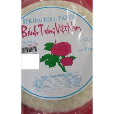 Vietnam Rice Paper Spring Roll Sheet 22cm 200g