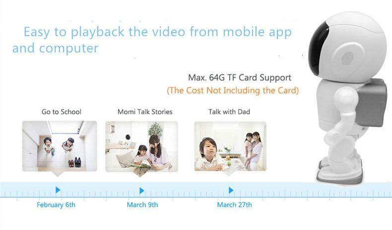 Play back video recording 10