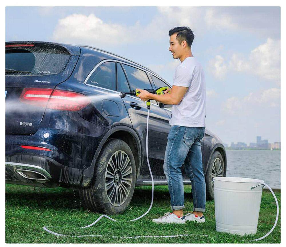 Jimmy JW31 Powerful Handheld Rechargeable Flush Gun Cleaning Tool from Xiaomi youpin