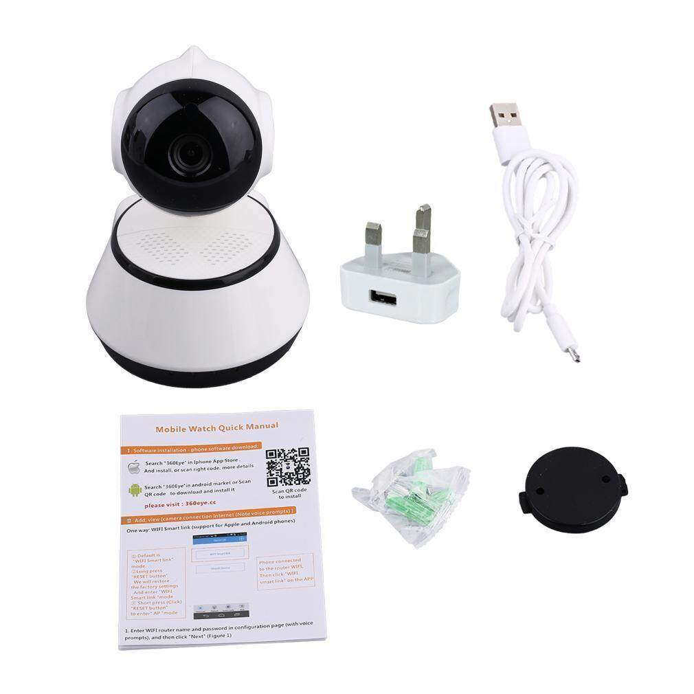 720P/721P/722P P2P Wireless Wifi IP Camera Mini Monitoring Security