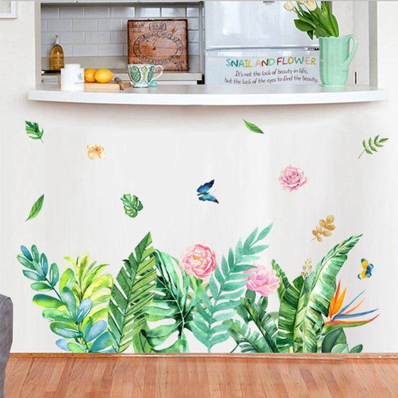 Removable Wall Art Border Sticker Decal