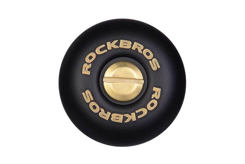 RockBros Bicycle Handlebar Ring Bell Copper Horn Bell for Brompton Folding Bike