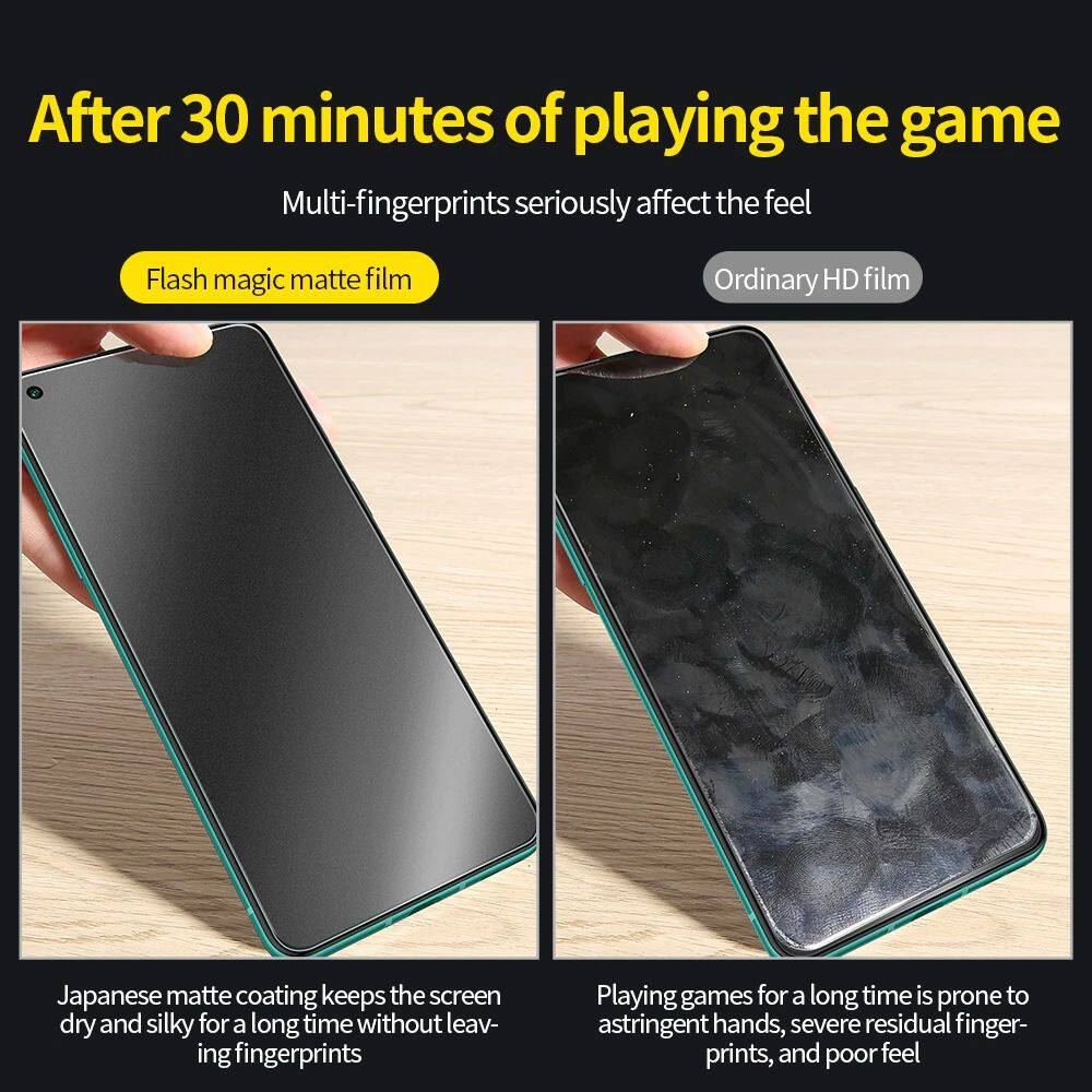 SmartDevil Amazing Full Screen Coverage Tempered Glass for iPhone XS, XS Max 2
