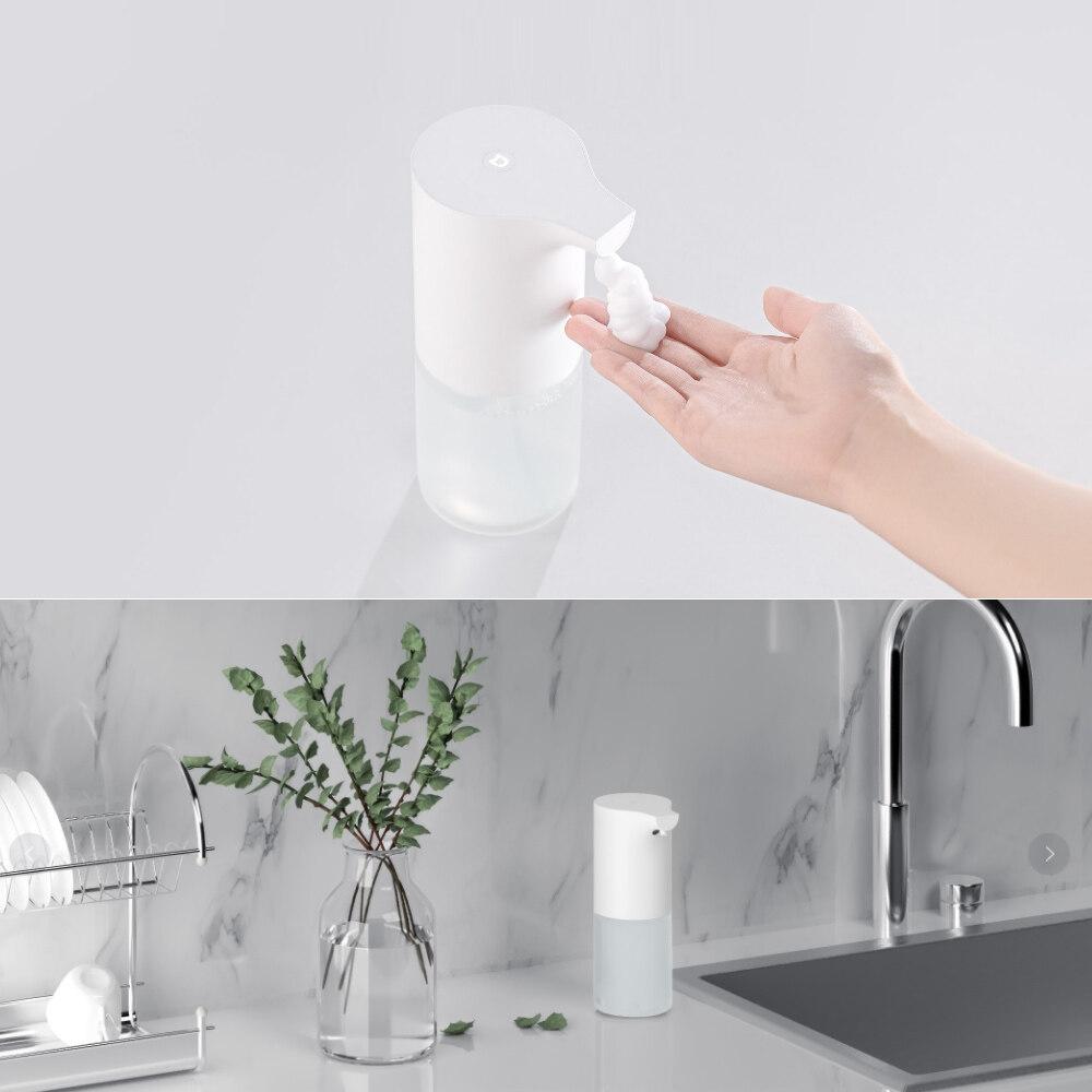 Xiaomi Mijia Bộ Rửa Tay Tự Động Bình Xịt Xà Phòng Tự Động Máy Rửa Tay Cảm Ứng Tự Động Chạy Điện Theo Yêu Cầu 7