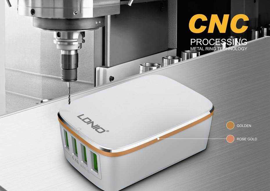 LDNIO USB TRAVEL CHARGER  (1)