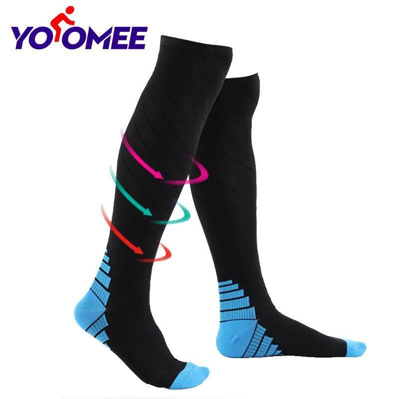 2d52e571c95ab Yoomee Compression Socks for Men & Women (20-30 mmHg) Best Graduated  Athletic Fit for Running, Nurses, Shin Splints, Flight Travel & Maternity  ...