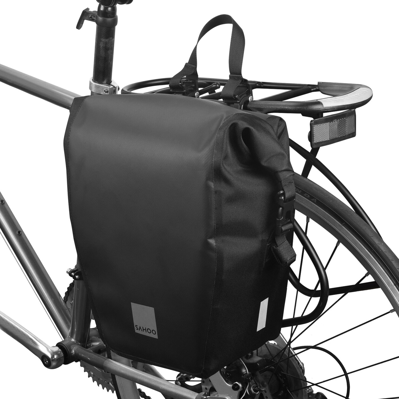Bicycle Rear Rack Bag Bike Pannier
