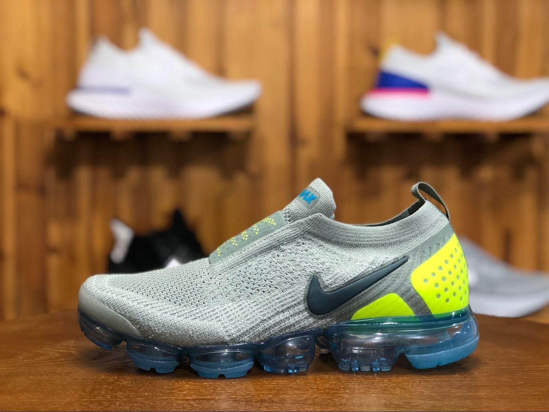 pretty nice c78bc f13e4 Nike AIR VAPORMAX FK MOC 2 Shoes Men's Running Fashion Sneakers