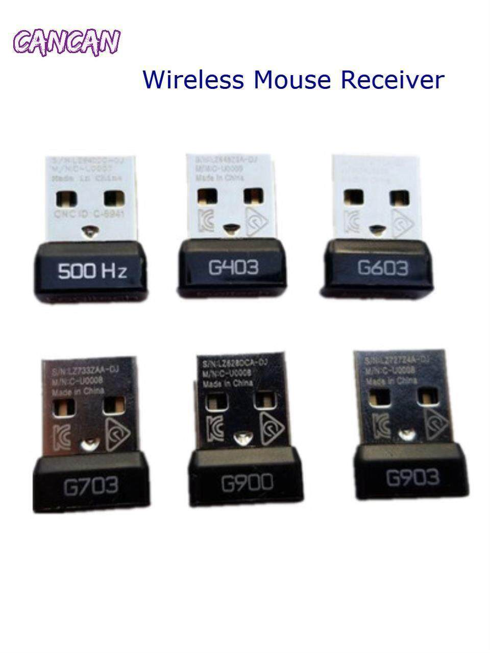 1 Pc Original Usb Receiver Usb Dongle Adapter Transmitter Lo gitech G903  G403 G900 G703 G603 G602 Wireless mouse Receiver