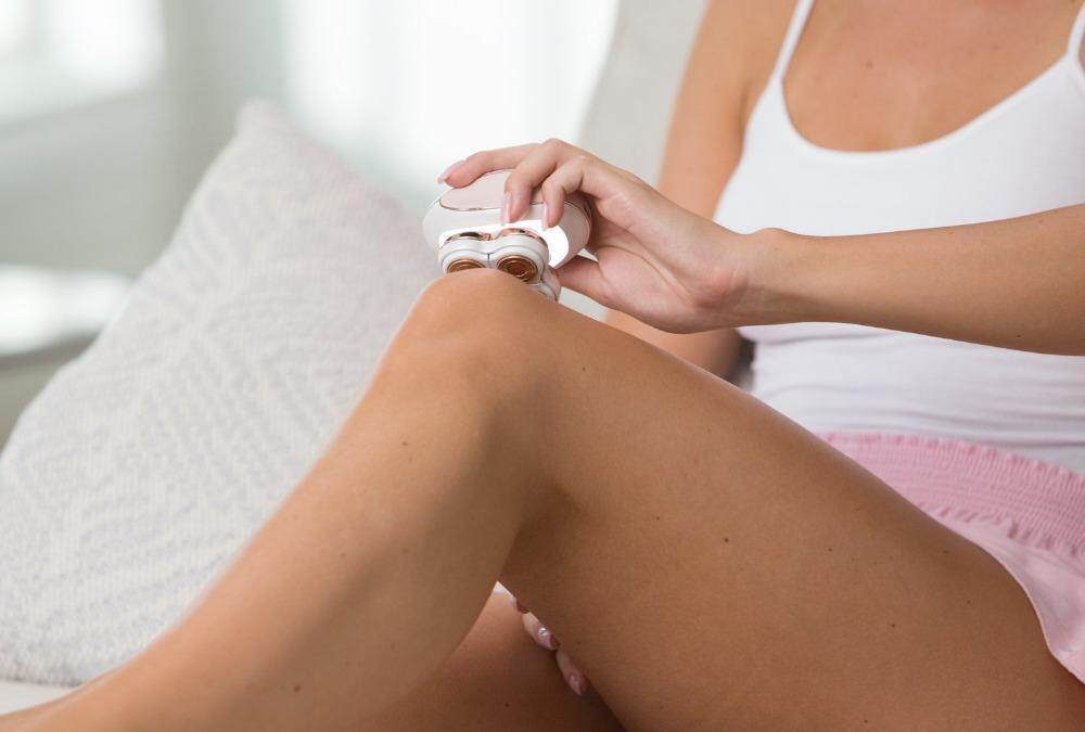 Flawless Legs - Finishing Touch Hair Remover - Activarebel.com