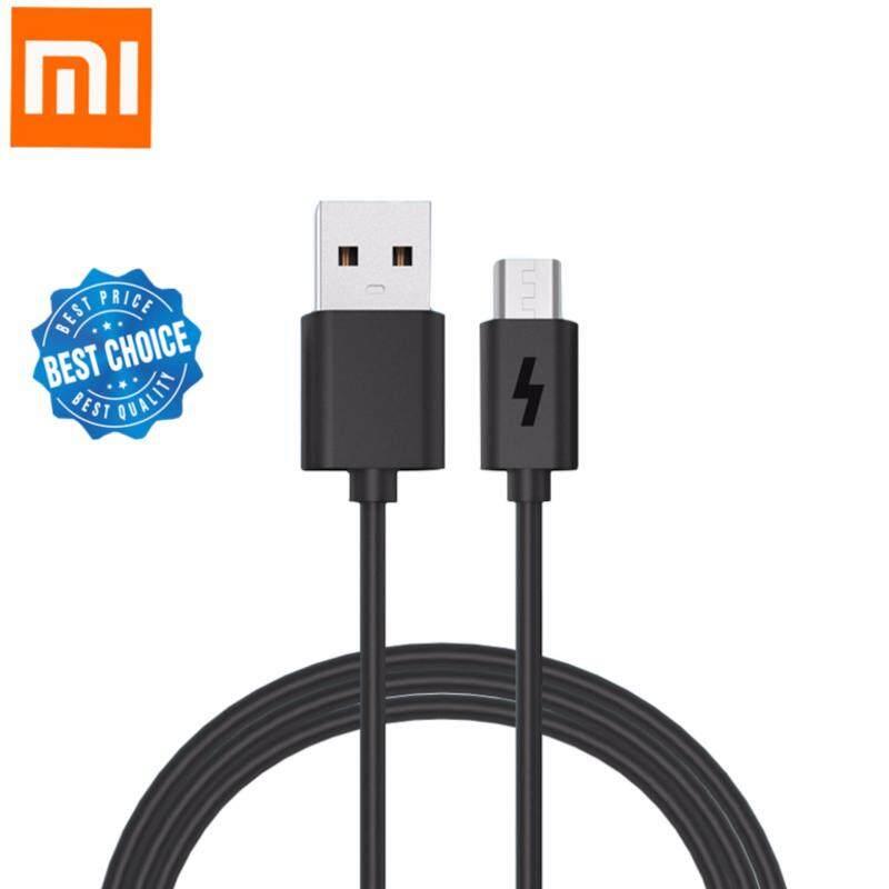 100% Original XiaoMi 2A Micro USB Fast Charging & Sync Data Cable Malaysia