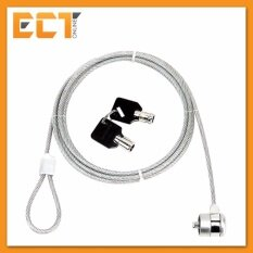 1.8M Computer Notebook Security Key Cable Chain Lock (Silver) Malaysia