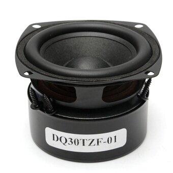 1x 3'' 4Ohm 15W Full Range Audio Speaker Stereo Woofer Loudspeaker Horn Trump