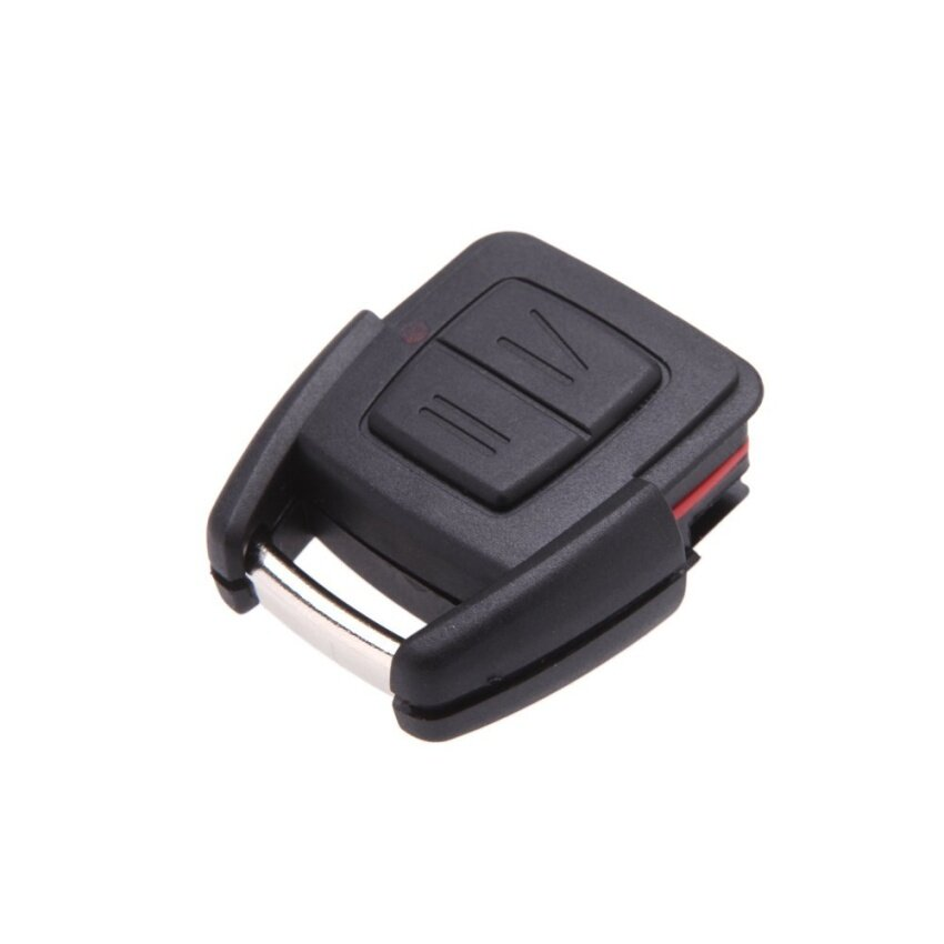 Yushong 2 Buttons Remote Car Key Shell for Vauxhall Opel Astra Zafira .