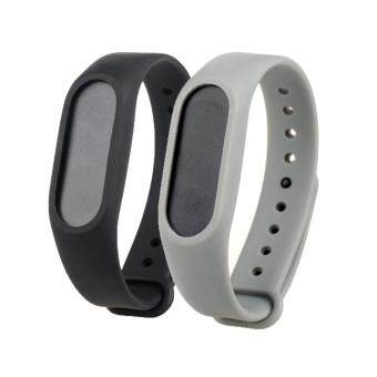 2PCS Replacement Wristband Strap Bands for Xiaomi Mi Band 2/Miband2 band Smart Bracelet Accessories