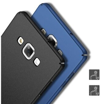 360 Degree Protective Case Ultra Thin PC Hard Case for SamsungGalaxy A5/A5 2015(Black) - 3