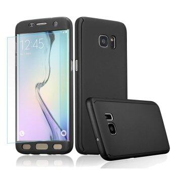 360 Full Body Coverage Protection Hard Slim Ultra-thin Hybrid CaseCover  with Tempered Glass Screen 3f52a0852b