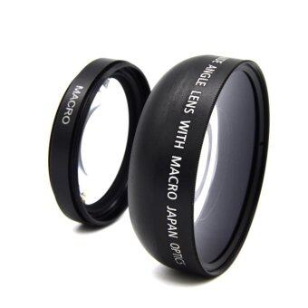 Harga 49mm 0.45X Wide Angle Lens For Sony A NEX3 NEX5 NEX NEX-C3 Camera