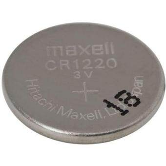 5PCS CR1220 GENUINE Maxell Japan Coin Cell Lithium Battery 3V Malaysia