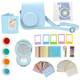 9 in 1 Instant Film Camera Album Bundles Kit for Fujifilm InstaxMini 8