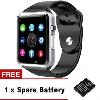 A1 Smart Watch Men Sport Bluetooth WristWatch Pedometer with SIM Camera Fashion Smartwatch for Android IOS Smartphone
