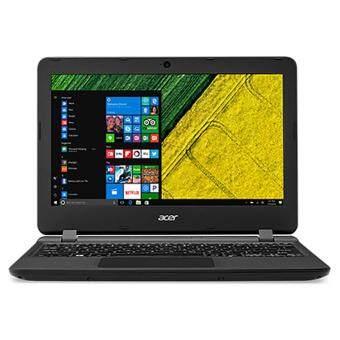 """Acer Aspire ES 11 ES1-132-C5XN 11.6\"""" Laptop Black (N3350, 4GB, 500GB, Intel, W10)"""