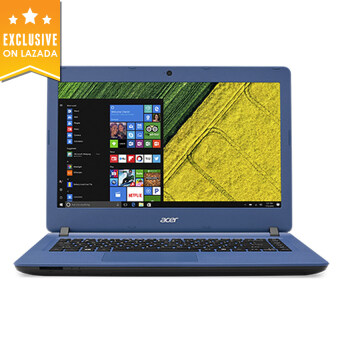 "Acer Aspire ES1-432-P8HQ 14"" Laptop Blue(N4200,4GB,500GB,Intel,W10)"