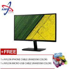 ACER KA251QAB 24.5 LED LCD MONITOR + FREE 2 NYLON CABLE (IPHONE AND MICRO USB) Malaysia