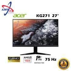 ACER KG271 GAMING MONITOR 27 LED 300N  VGA HDMI Malaysia