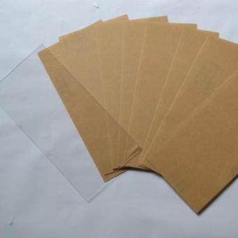 Acrylic Sheet 3mm A4 (Transparent)