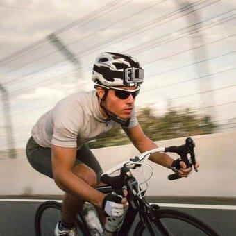 Action camera Gopro Accessories Headband Chest Head strap monopodFor Go pro Hero 3 3+ 4 SJ4000 Sport Cam Mount Tripod Helmet - 5