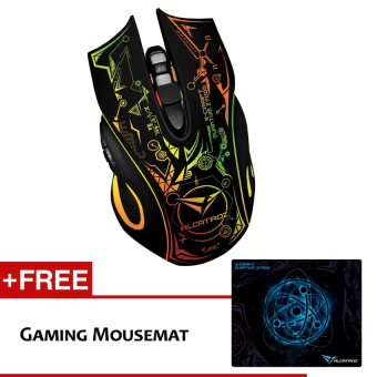 Alcatroz X-Craft Quantum Z7000 Gaming Mouse