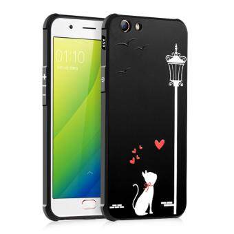 Anti-shock Silicone TPU back cover case for OPPO F1s / OPPO A59 /OPPO