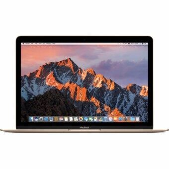 Apple 12 MacBook (Mid 2017, Gold) - MNYK2LL/A Malaysia