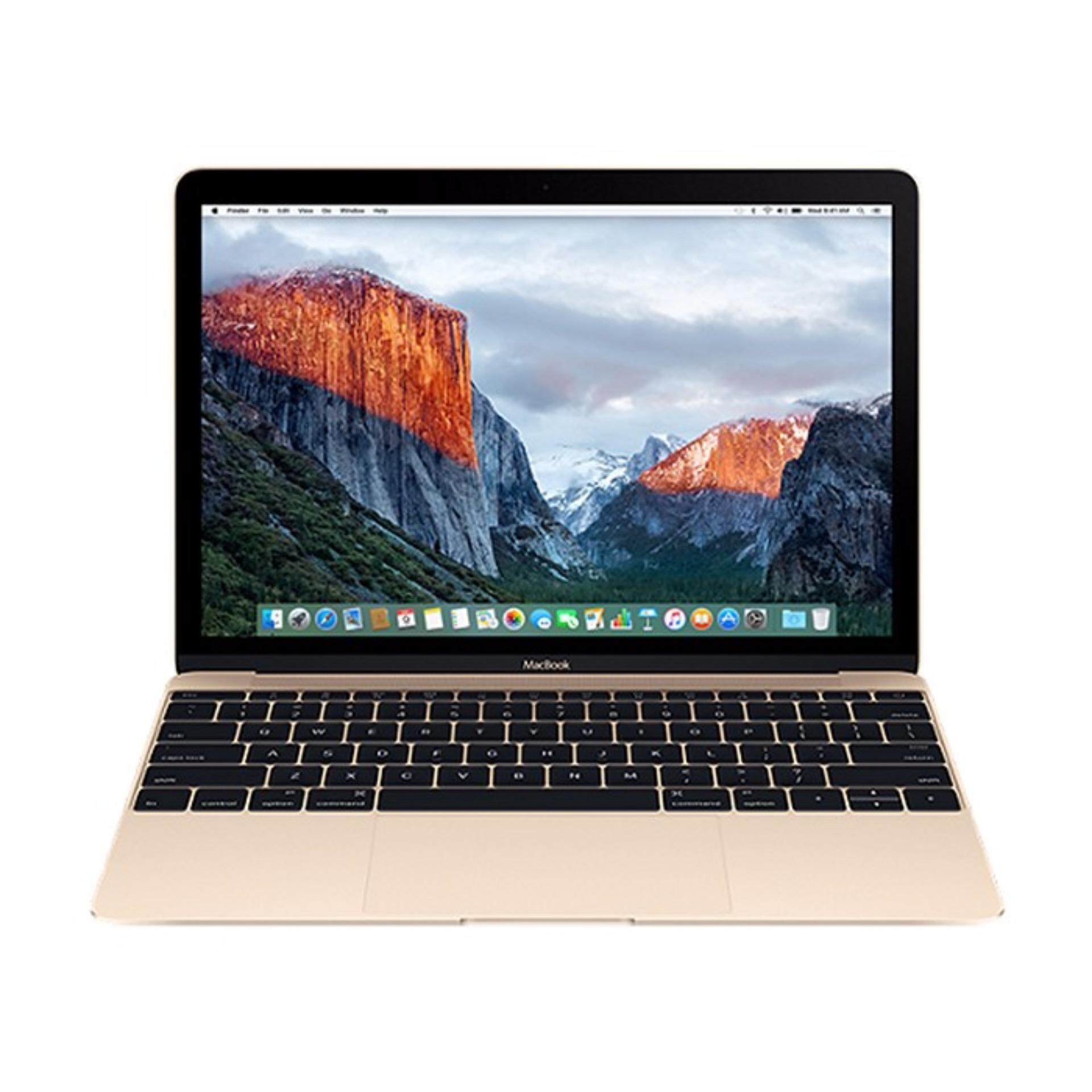 Apple Macbook 12/Intel m3/8GB/256GB (MLHE2ZP/A) - Gold Malaysia