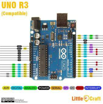 Arduino UNO R3 compatible With USB Cable Malaysia