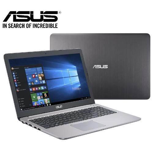 Asus K501U-QDM016T Laptop (i7-6500U/4GB D4/1TB/NVD 940MX 2GB/15.6˝FHD/W10) Aluminium Gray Malaysia