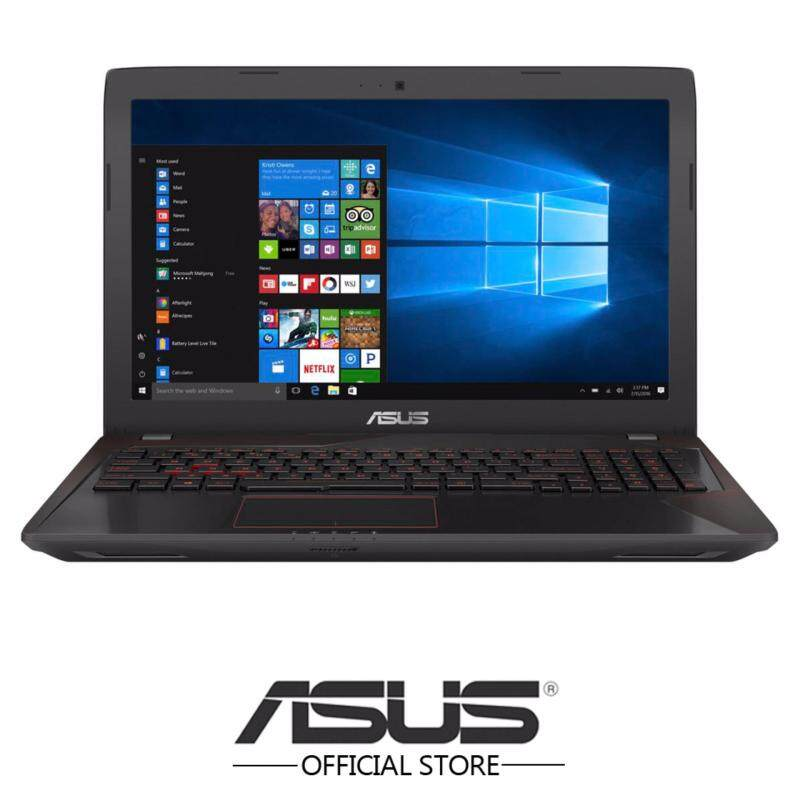 Asus ROG FX553V-DDM1025T 15.6 FHD (i5-7300HQ, 4GB, 1TB, GTX1050 2GB, W10H) Gaming Laptop Malaysia