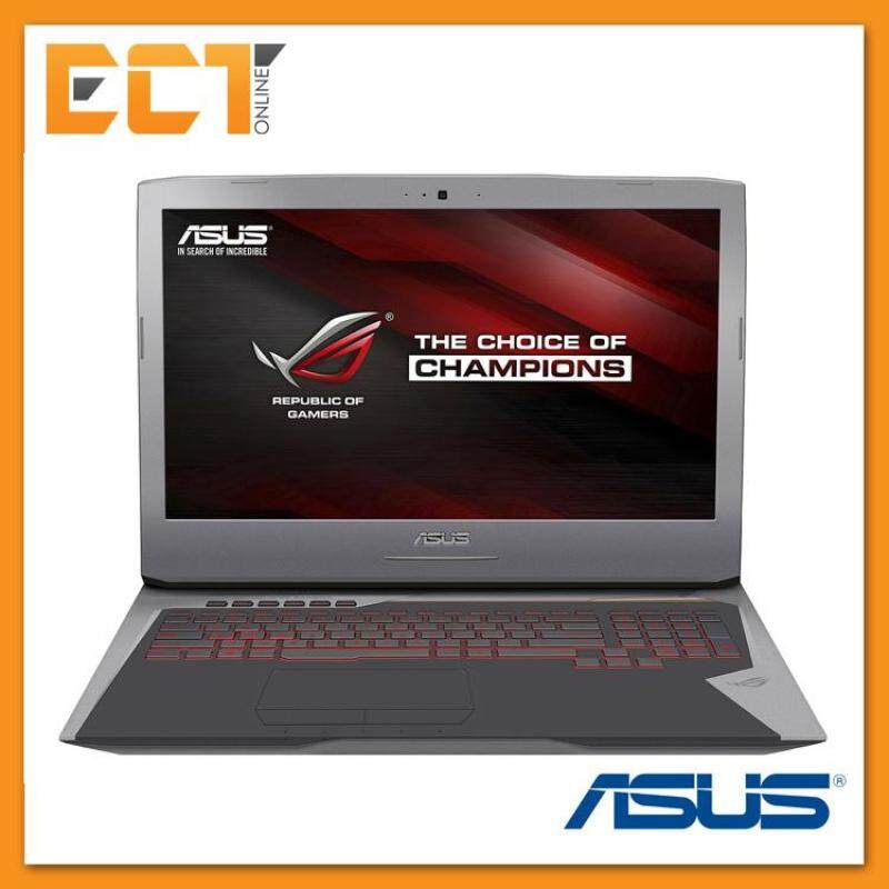 Asus ROG G752VT Republic Of Gamers Gaming Laptop (i7-6700HQ 3.50GHz,1TB HDD+128GB SSD,8GB RAM,W10) Malaysia
