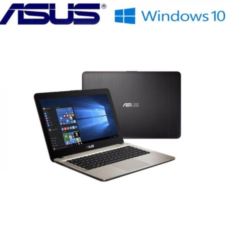 Asus VivoBook Max X441S-AWX041T 14-Inch Notebook (Black, Windows 10, Asus Warranty) Malaysia