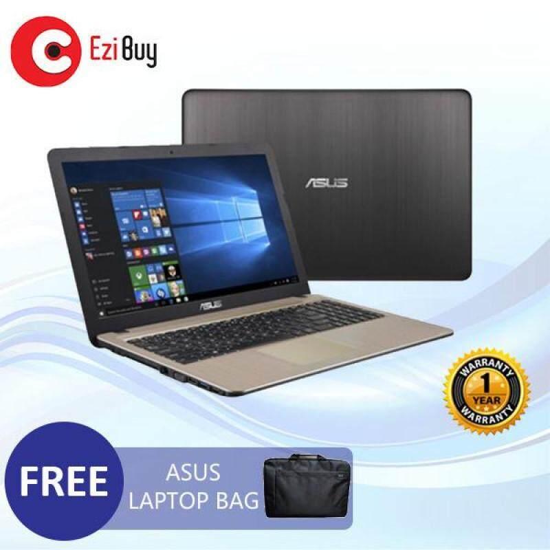 Asus Vivobook Max X541N-AGO280T 15.6 Laptop Black (N3350 / 4GB / 500GB / Intel / W10) Malaysia