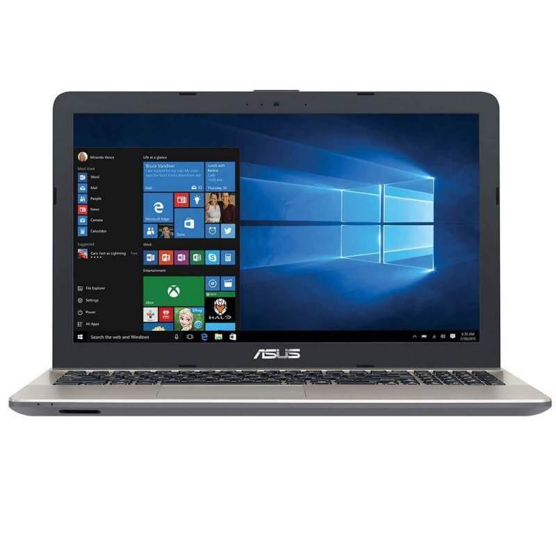 Asus Vivobook Max X541U-VXX1462T 15.6 Laptop Black (i3-6100U, 4GB, 1TB, GT920MX 2GB, W10) Malaysia