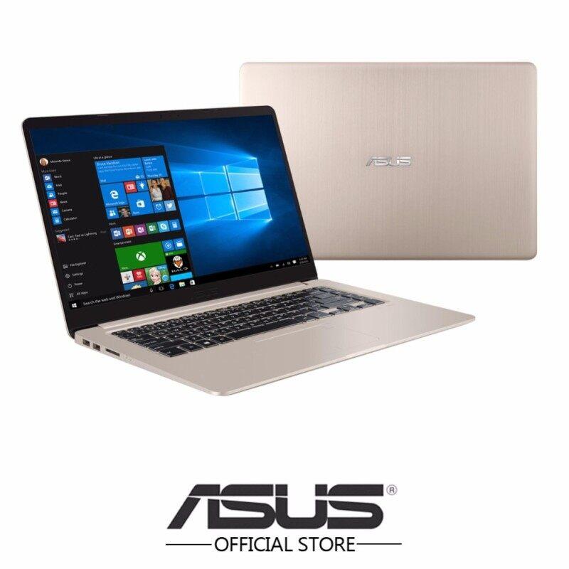 Asus Vivobook S S510U-QBQ622T 15.6 Laptop/ Notebook (i5-8250U, 4GB, 1TB + 128GB SSD, NV GT940MX 2GB, W10H) Malaysia